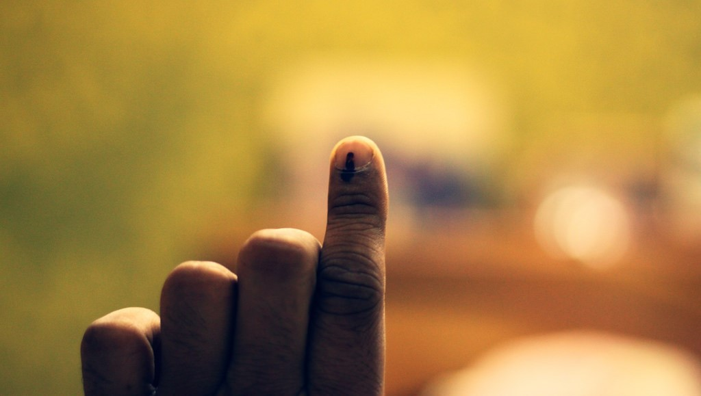 Democracy smiles in sad Chhattisgarh