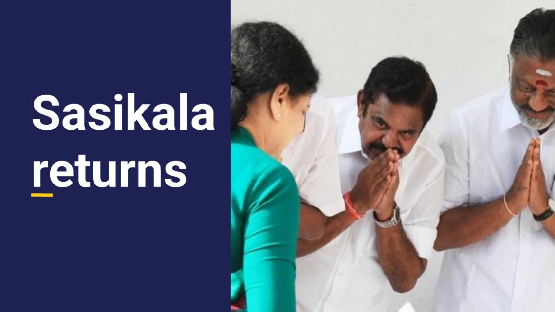 Sasikala Vs OPS-EPS Over Jayalalithaa's Legacy: Timeline